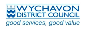 Thank you Wychavon District Council!